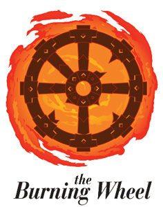 Burning Wheel. Luke Crane. 2002.