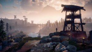 Horizon Zero Dawn. Guerilla Games. Sony Interactive Entertainment. 2017.