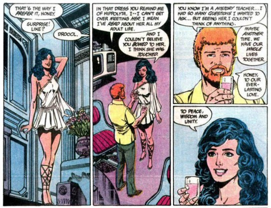 Image result for marv wolfman 1980s terry