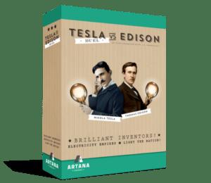 Tesla vs Edison Duel, Artana LLC, 2017