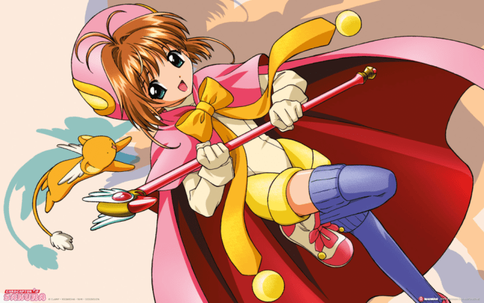 Cardcaptor Sakura via Madman Entertainment