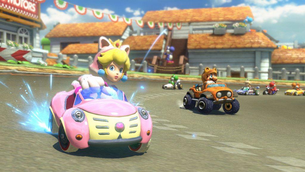 Mario Kart 8 Deluxe Edition, Nintendo, 2017
