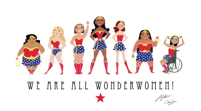 Image result for all women wonder woman