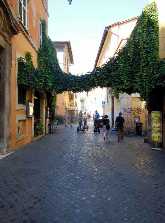 Rom 5 - Travestere Seitenstrasse 2