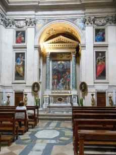 Rom 8 - Santa Maria Maggiore 4 Seitenkapelle