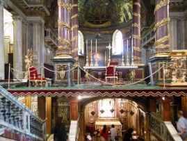 Rom 8 - Santa Maria Maggiore 5 Altar 1