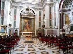 Rom 9 - Lateranbasilika 17 Seitenkapelle