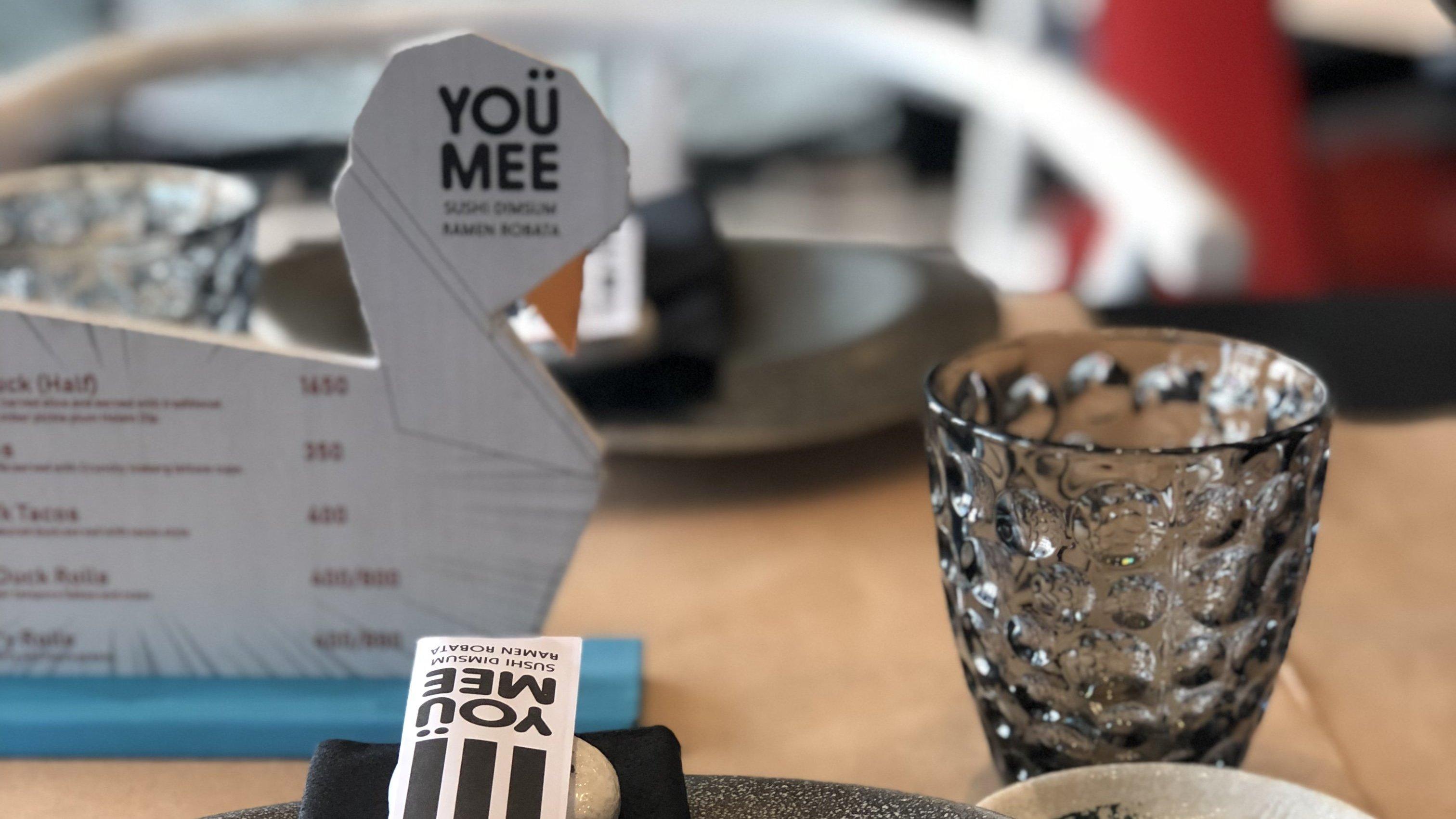 YouMee – A dining experience Restaurant at Forum Shantiniketan