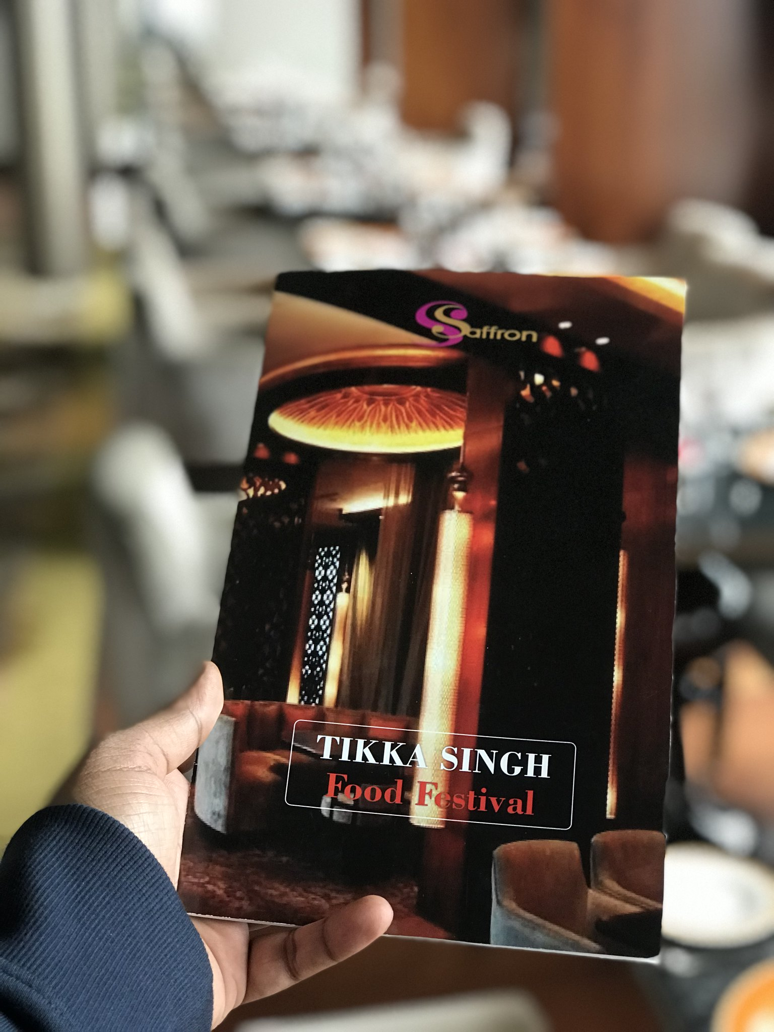 Punjabi Affair With Chef Tikka Singh