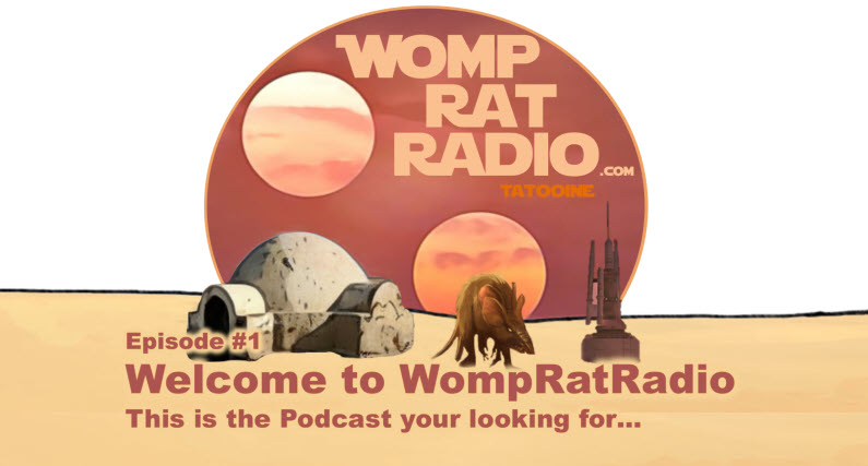 Welcome To Womp Rat Radio Womp Rat Radio Tatooine They're not much bigger than two meters.. womp rat radio tatooine