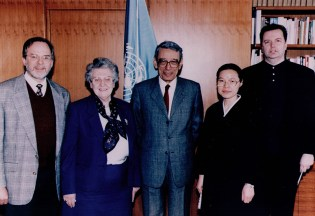 Boutros Boutros-Ghali, 16th Secretary-General of the UN