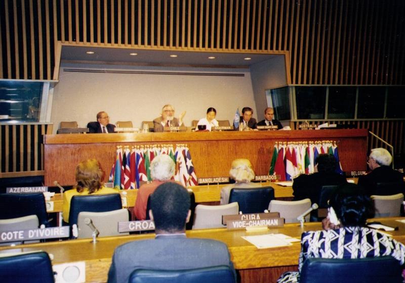 Conferene at the UN