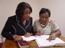 Ladies discipleship