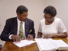 Couples discipleship.