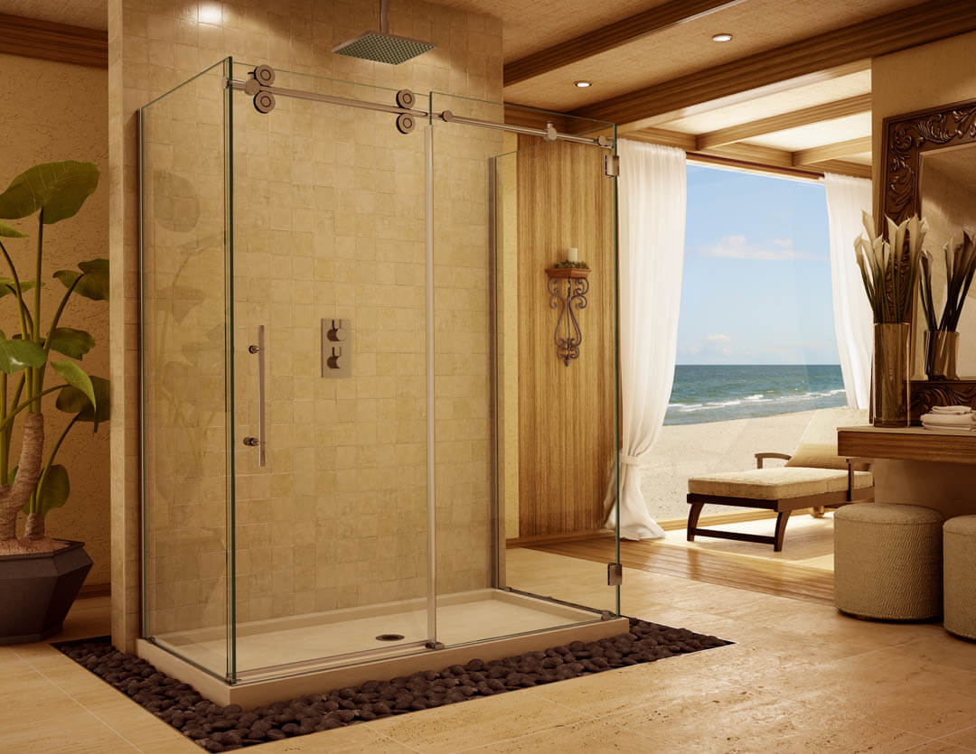 Bathtub Glass Enclosures In Toronto Custom Enclosures