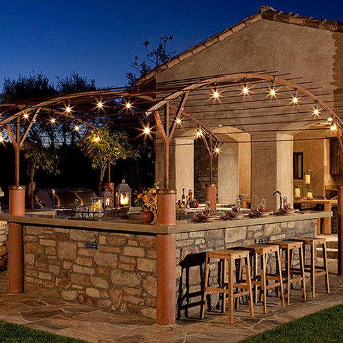 best outdoor kitchen ideas on a budget