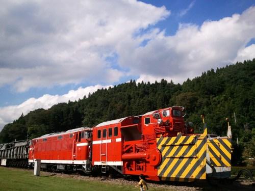 Usui Toge train museum