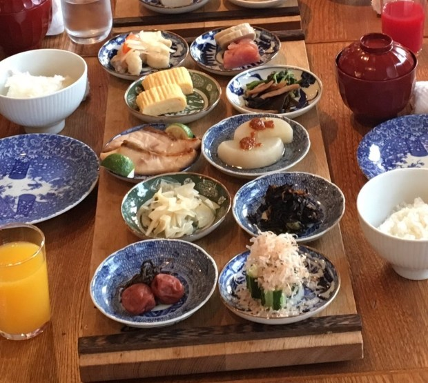 Breakfast at Hotel Margherita