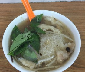 Sea food noodle