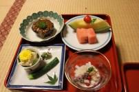 Dinner at Ichijoin