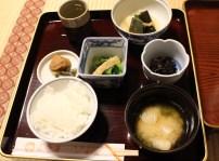 Breakfast at Ichijoin