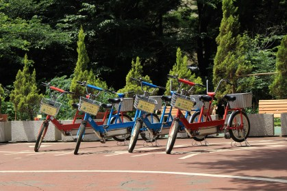 Bicycle for cycling
