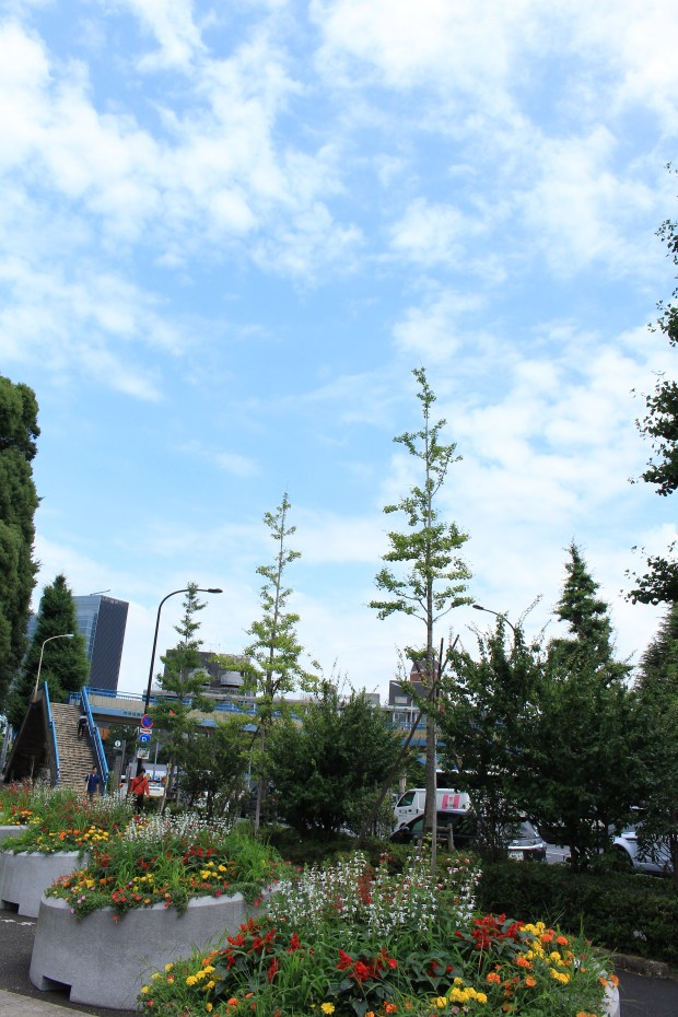 Yoyogi Park Entrance