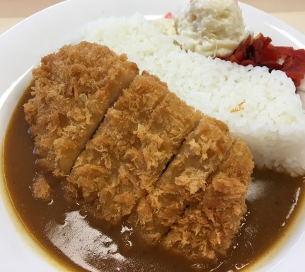Kurobe Dam Curry