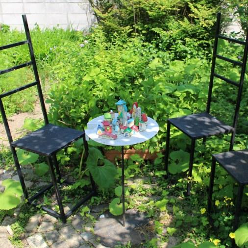 Garden at Galerie BNAYA