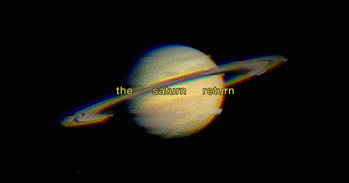 The Saturn Return: How It Affects All Of Us | Wonder