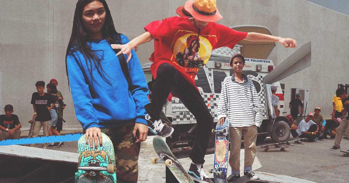Skate Style at Vans Go Skateboarding Day 2018