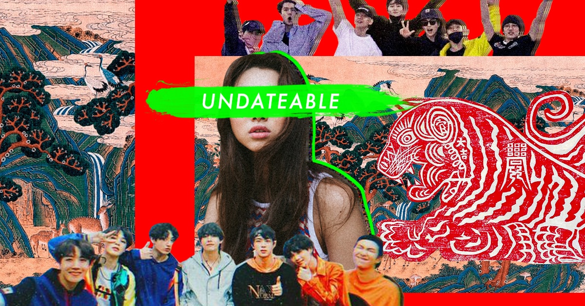 Has K-Pop Made Me Undateable?