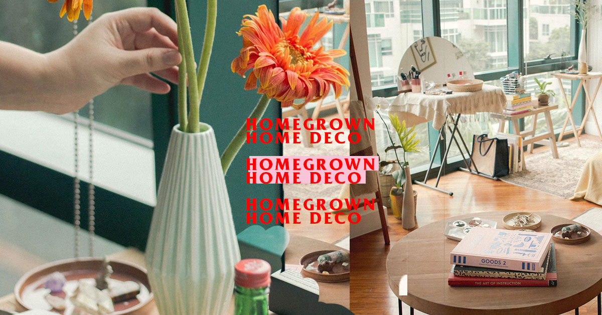 Homegrown Decor Brands to Spruce up Your Space