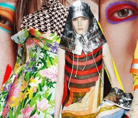 Ugly Pretty Looks We Want to Wear from the FW 2018 Runways