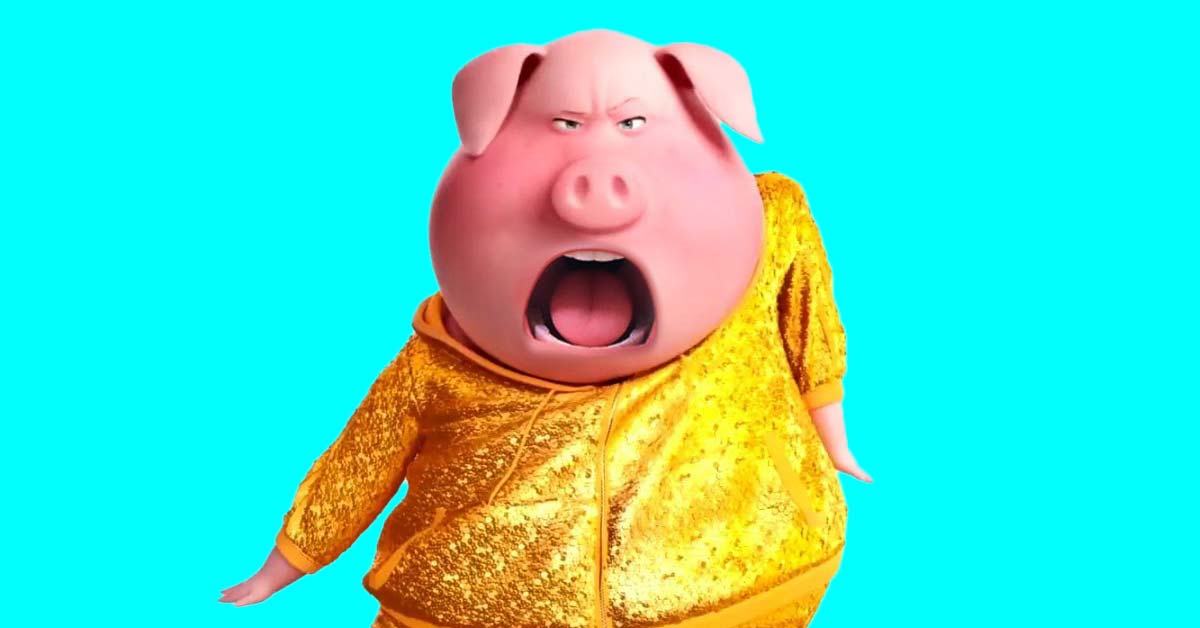 In Honor Of Chinese New Year, Take This Quiz: Which Famous Pig Are You?