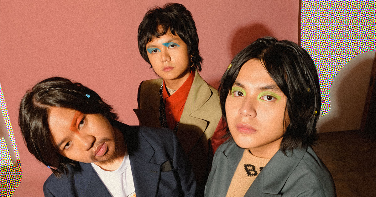 Boy Beauty: A Dive Into the Makeup Looks You Saw on IV of Spades' Wonder Cover
