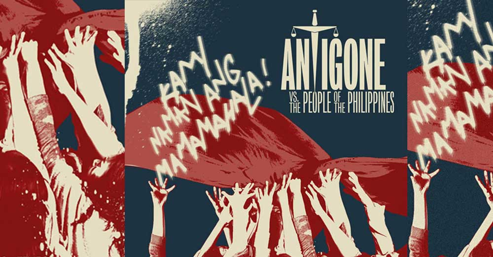 Antigone vs. The People of the Philippines