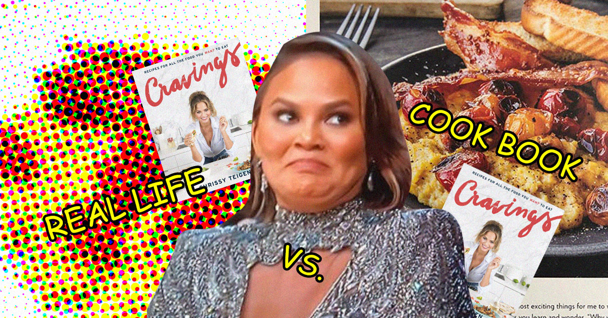 We Cooked (And Ate) Breakfast, Lunch and Dinner like Chrissy Teigen And… on Wonder.ph