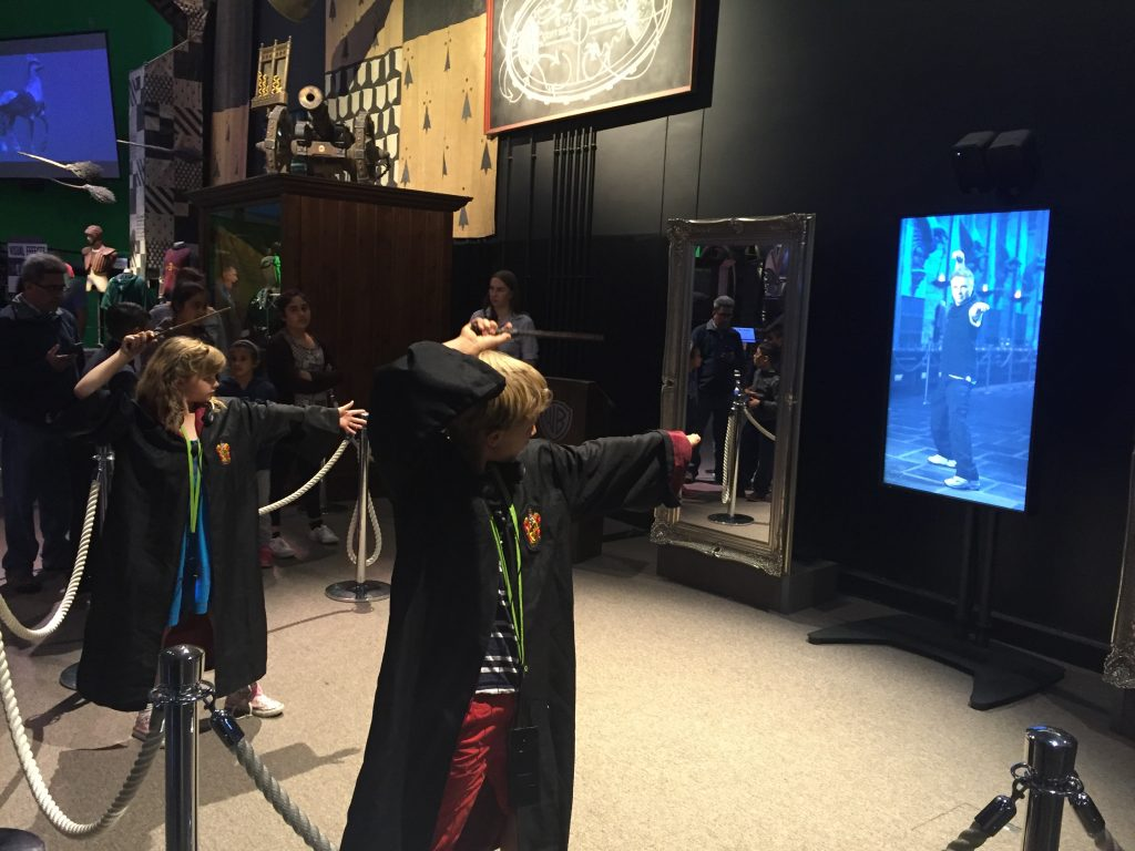 harry potter studios family day out