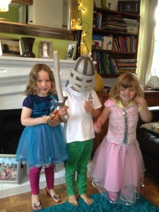 fairytale party dress up