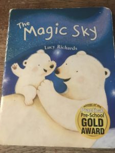 magic sky children's book