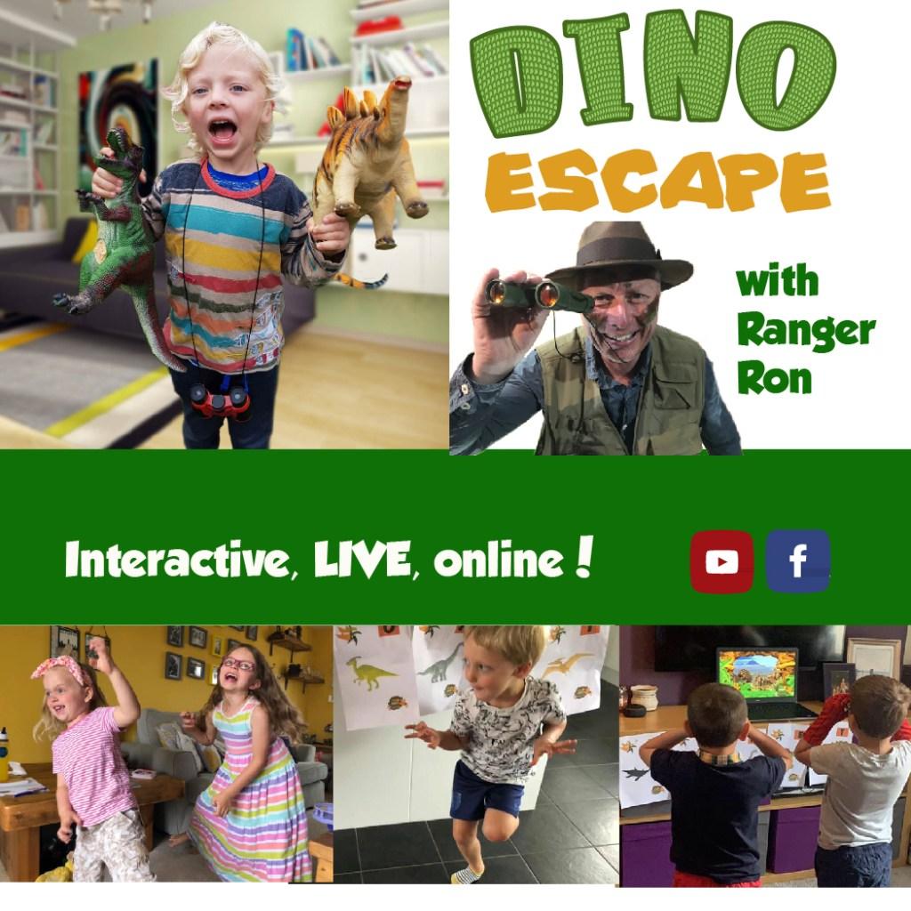 dino event for schools