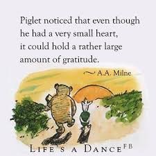 winnie the pooh book quote for kids