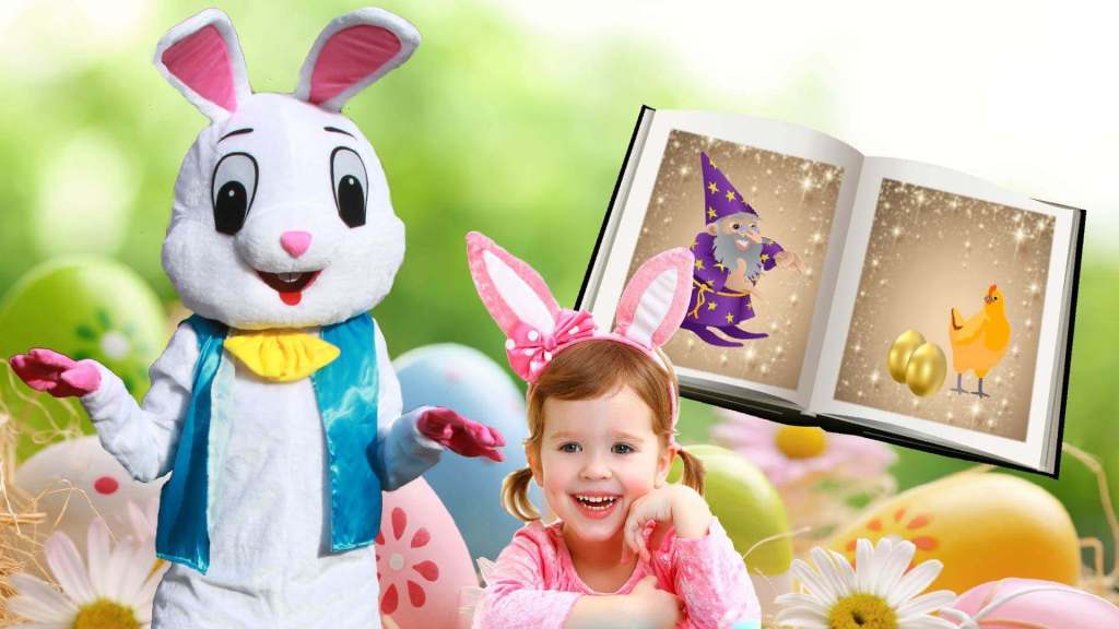 Easter Bunny story