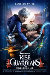 rise of the guardians easter movies for kids