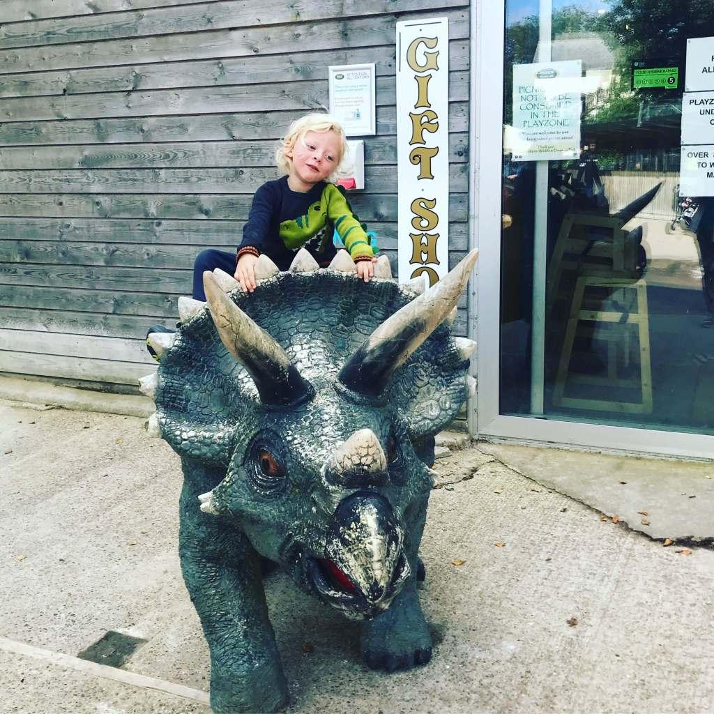 coombe martin dinosaur park