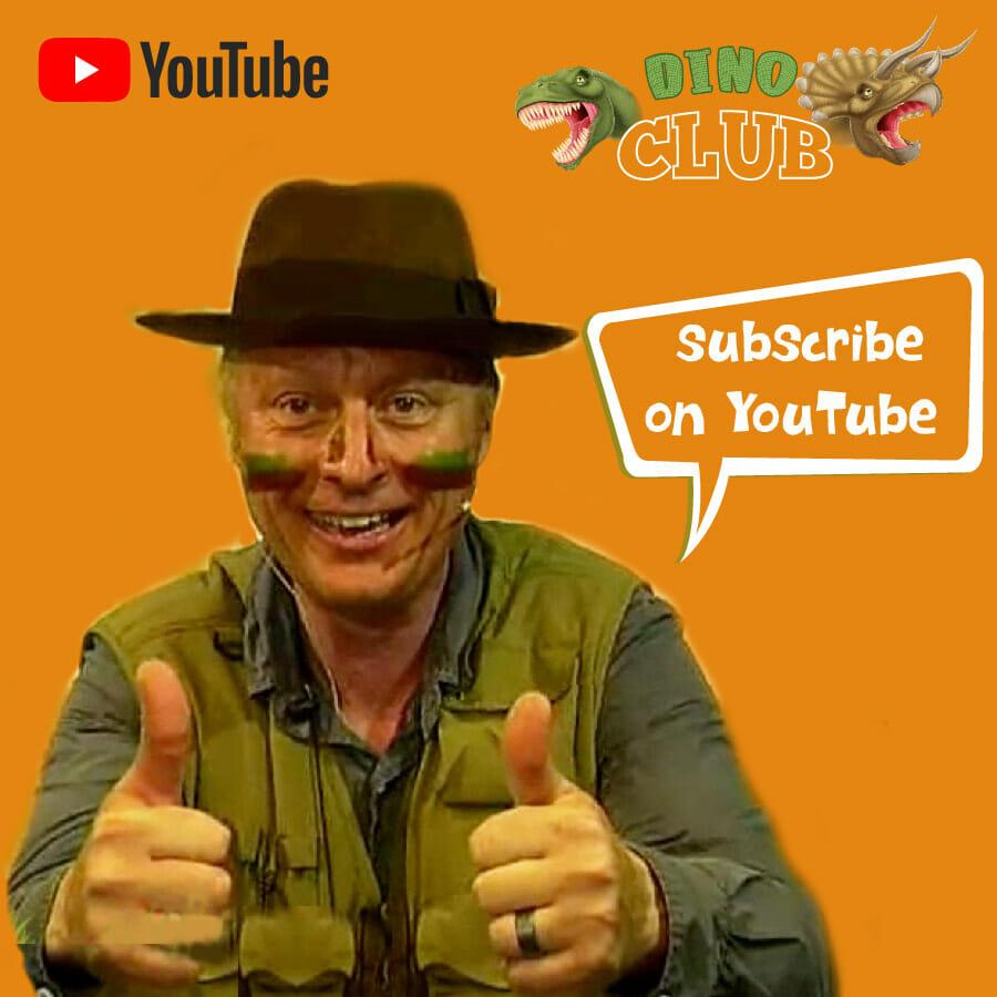 dino club on youtube