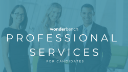 Professional Services for Candidates