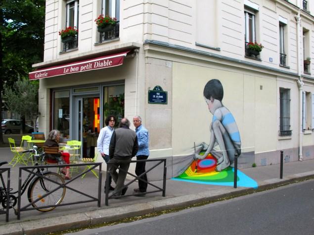 Rue de Julienne