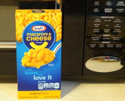 make kraft macaroni and cheese in